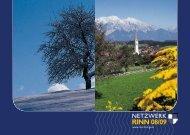 2008 100 Jahre Gastlichkeit - Gemeinde Rinn