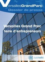 Dossier de presse - Versailles Grand Parc, terre d