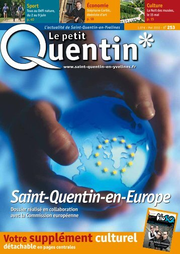Saint-Quentin-en-Europe - Saint-Quentin-en-Yvelines