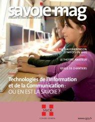 Technologies de l'Information et de la Communication - Conseil ...