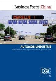 Business Focus China - AHK