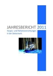 Hier gelangen Sie zum Jahresbericht 2011. - Koordination ...