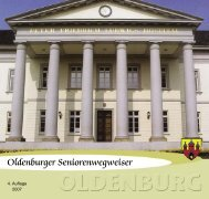 Oldenburger Seniorenwegweiser - Sen-Info