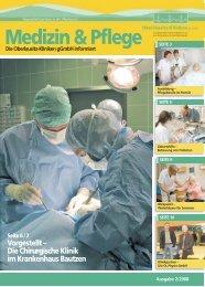 Oberlausitz-Kliniken gGmbH 2008/02