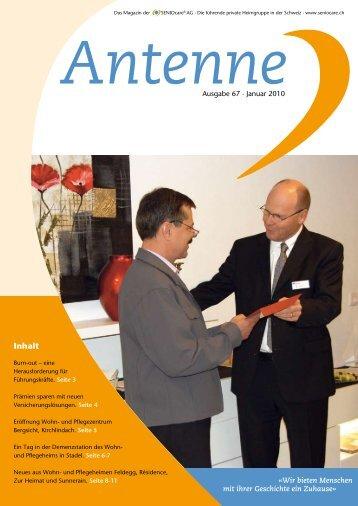 Antenne - Ausgabe 67 - SENIOcare