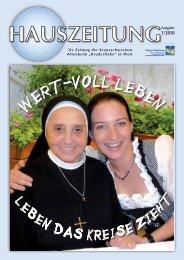 Hauszeitung 1. Ausgabe 2010 (4,0 MB Download - Altenheime der ...