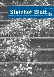 Ausgabe 2/2012 - Steinhof Pflegeheim