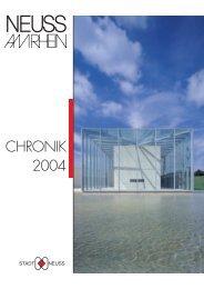 CHRONIK 2004 - Neuss am Rhein