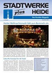 Ausgabe November 2009 - Stadtwerke Heide GmbH