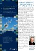 Ausgabe November 2009 - Stadtwerke Heide GmbH - Page 2