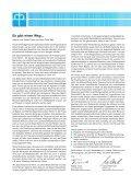 Arbeitsbericht 2004/2005 - Page 4