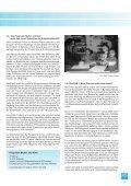 Arbeitsbericht 2004/2005 - Page 7