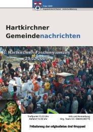 Hartkirchner Gemeindenachrichten - Hartkirchen - Land ...