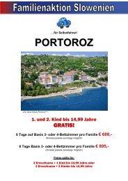 PORTOROZ - Reisegesellschaft.at
