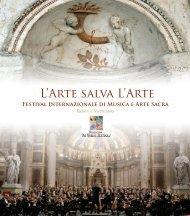 Catalogo 2010 (formato PDF) - Fondazione Pro Musica e Arte Sacra