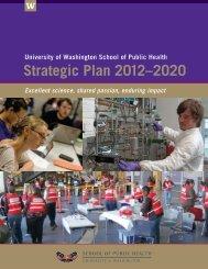 Strategic Plan 2012–2020 - University of Washington School of ...