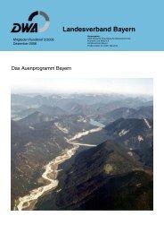 DWA Mitglieder-Rundbrief 2_2006 - DWA-Landesverbandes Bayern