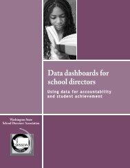 Data Dashboards for School Directors - Port Angeles School District