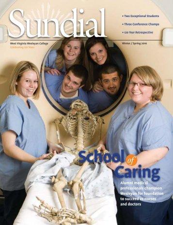 Caring Schoolof - West Virginia Wesleyan College