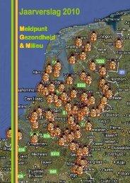 110526 Def Jaarverslag 2010 - Vereniging Leefmilieu