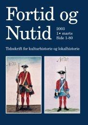 2003 1 marts Side 1-80 - Kulturstudier
