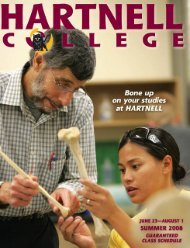 Admissions & Enrollment Information - Hartnell College!!