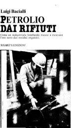 Petrolio dai Rifiuti - Documento senza titolo