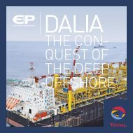 DALIA : the conquest of the deep offshore - Total.com