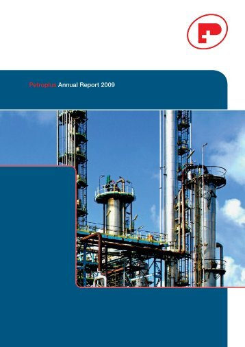 Petroplus Annual Report 2009