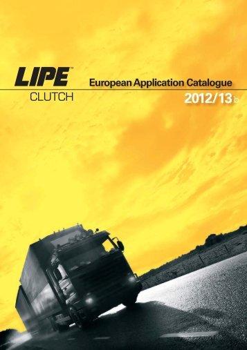 Lipe Catalogue - Setco Auto
