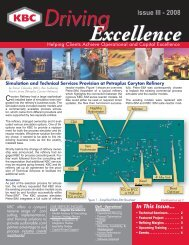Driving Excellence | Issue III - 2008