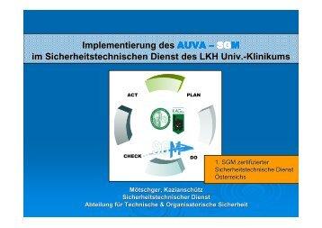 Kopie von SGM Implementierung im STD V2