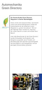 11. – 16. 9. 2012 Frankfurt am Main - Automechanika - Messe ... - Seite 2