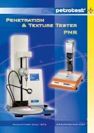 catalog 98-1300 - Penetration & Texture - PNR
