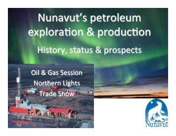 Mr. Peter Frampton - Senior Petroleum Resources Advisor, Minerals