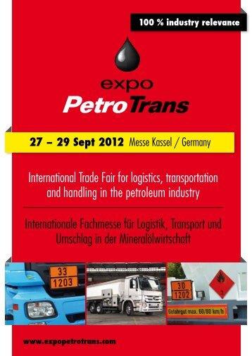 folder - expo PetroTrans