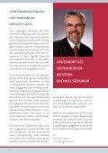 Festschrift BLORIS - Blasorchester Ismaning - Seite 5