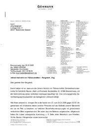Unterlassungserklärung - Projektwerkstatt