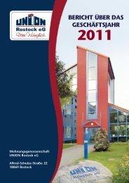 a) Bilanz zum 31.12.2011 - WG Union