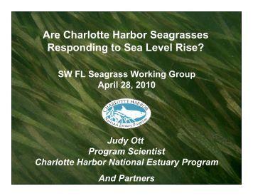Ott_Charlotte Harbor Seagrass and Sea Level Rise