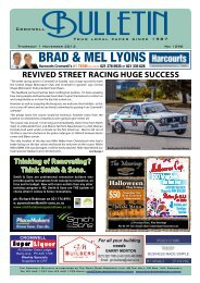 Brad Mel Lyons Print Shop Cromwell