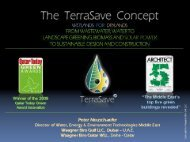 Terra Save Concept - Sesam Business Consultants