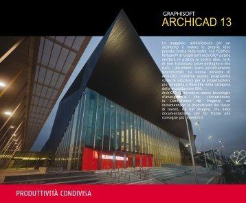 Brochure ArchiCad 13 - ABC.it