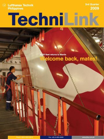 Read More - Lufthansa Technik Philippines