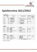 Clubzeitung 2, 2011 - Rot Weiss remscheid - Page 7