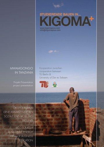 MWAMGONGO IN TANZANIA - Kigoma +