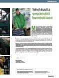 Fingerprint 1/2009 - Nokian Raskaat Renkaat - Page 3
