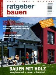 Ratgeber bauen 04-2008 BV Lang-Beck - Fertighaus Weiss GmbH
