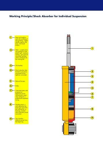 Working Principle/Shock Absorber for Individual ... - FORZA AB