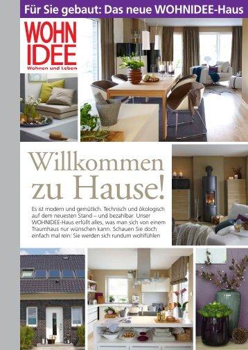 Wohnidee-Haus Extraheft 2010 - OPUS Schalter